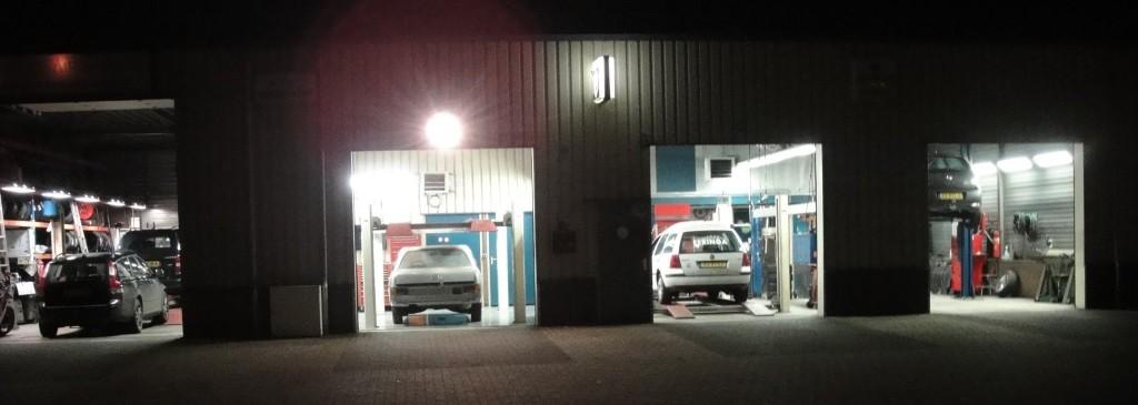 Doe-het-zelf garage